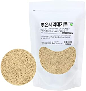 Korean Herbal Herbs Green Kernel Black Bean Powder 10.6oz(300g) 볶은 서리태 가루