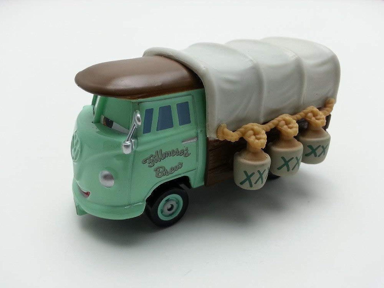 Pixar Cars Road Rally Stanley Days Fillmore 1 55 Diecast Metal Toy Car Model Loose Kids Boy Gift