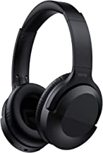 Bluetooth Headphones,SANAG Active Noise Cancelling Wireless Headset Over Ear,Bluetooth 5.0 Hi-Fi Stereo Earphones with Microphone,Soft Memory-Protein Earmuffs 30H Playtime for Travel/Work