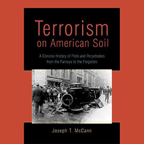 Terrorism on American Soil audiobook cover art