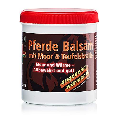 CristinenMoor Pferde Balsam mit Moor und Teufelskralle 500 ml