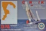 Istituto Idrografico della Marina Carte NAUTICHE Mar IONIO. Kit P5B. 18 Carte MELITO di Porto Salvo A Torre di ANDRANO