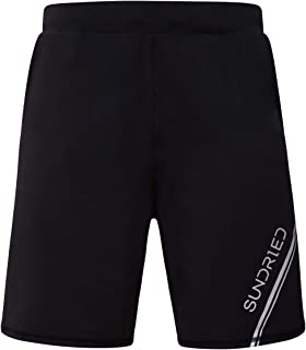 Sundried Mens Workout Shorts Running Gym Bodybuilding Fitness Sports Apparel