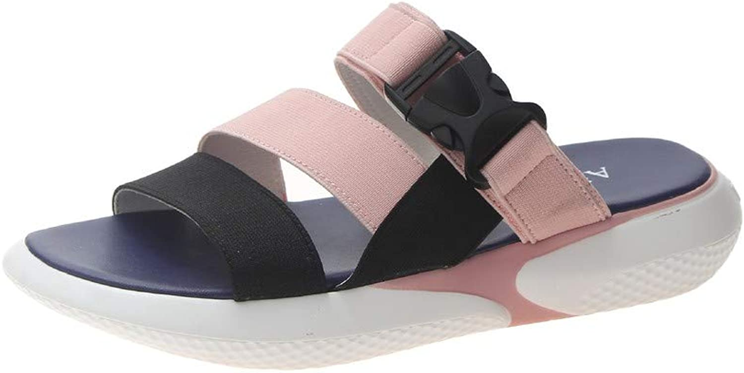 SUNly Women's Flip Flops Arch Support Yago Mat Insole Sandal Casual Slipper Outdoor and Indoor