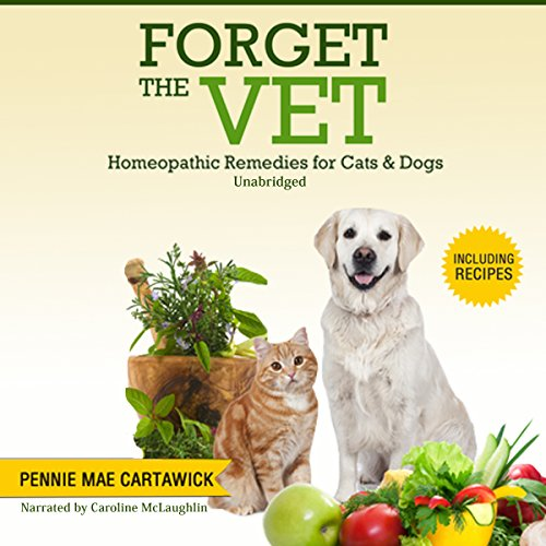 Forget the Vet audiobook cover art