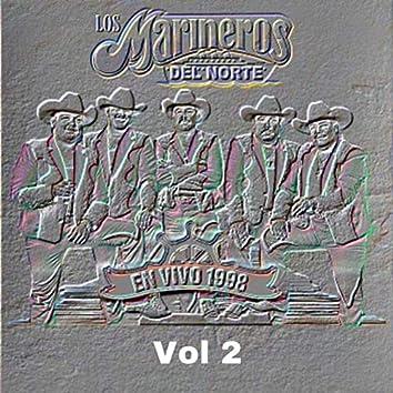 En Vivo 1998, Vol 2