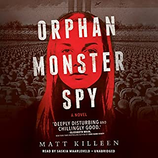Orphan Monster Spy Titelbild