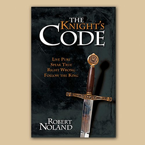 The Knight's Code audiobook cover art