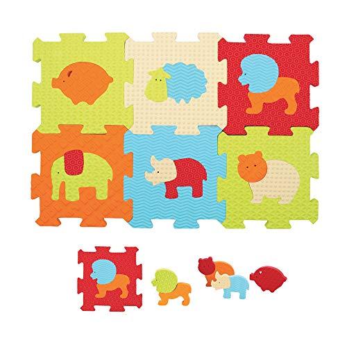 LUDI - Puzzle de Suelo (1007)