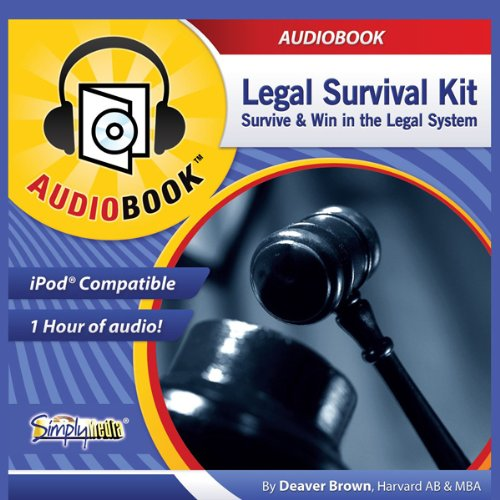 Legal Survival Kit cover art