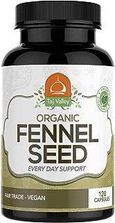Best fennel capsules dosage Reviews