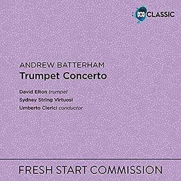 Andrew Batterham: Trumpet Concerto