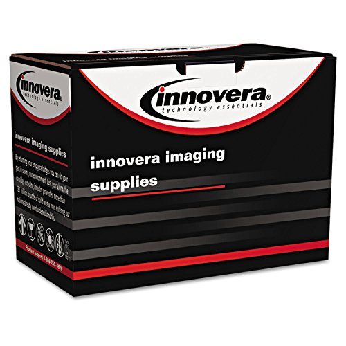Innovera Remanufactured Toner Cartridge-Replacement for HP Q5942A (42A), Black