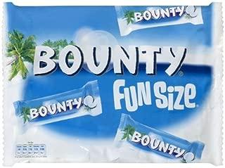Bounty:milk Chocolate Covered Coconut Fun Size (2) Uk Import