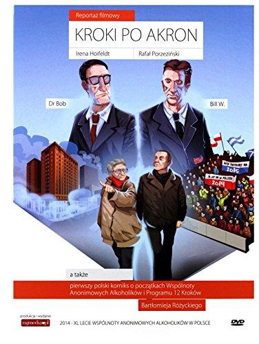 Kroki po akron. ReportaĹź filmowy DVD [DVD] [Region 2] (IMPORT) (Keine deutsche Version)