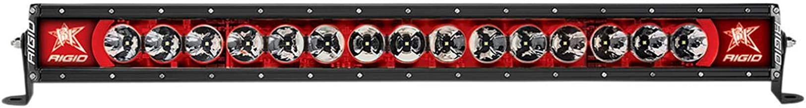Rigid Industries 230023 Radiance+, 30 Inch, Red Backlight, LED Light Bar Universal