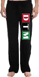 Men's Deutsche Tourenwagen Masters DTM Logo Running Pants