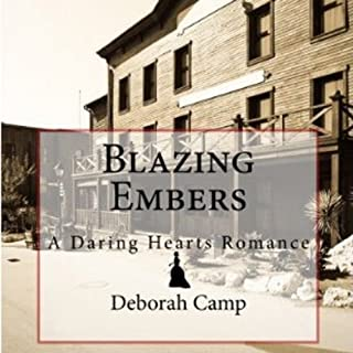 Blazing Embers cover art