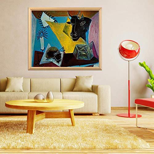 Pablo Picasso Beroemde Schilderij