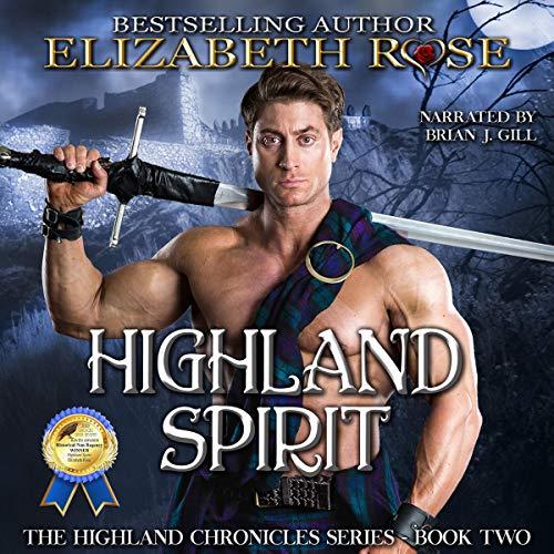 Highland Spirit Audiobook By Elizabeth Rose cover art