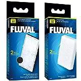 Fluval A486 + A490 Materiale filtrante di Schiuma e policarbonato per Il Filtro U2