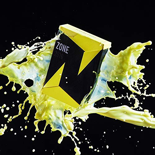 SOLOMAGIA Zone Playing Cards - V2 - Yellow
