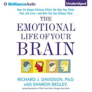The Emotional Life of Your Brain audiobook cover art