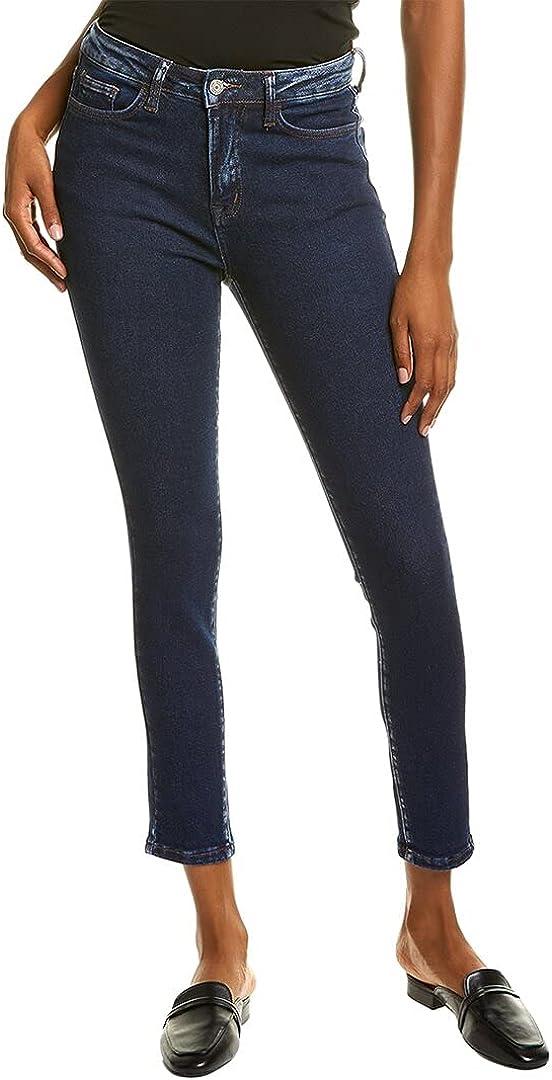 VERVET Haylie Dark Blue High-Rise Skinny Jean