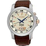 Seiko SNQ150P1 - Reloj de Pulsera analógico para Hombre (Movimiento de Cuarzo, Acero Inoxidable)