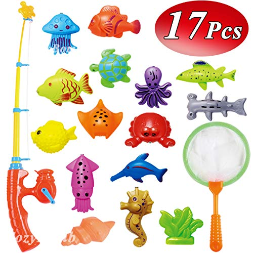 magnetic fishing toy - 4