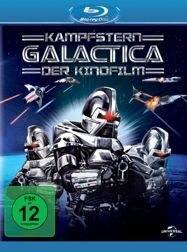 Kampfstern Galactica - Der Kinofilm [Blu-ray]