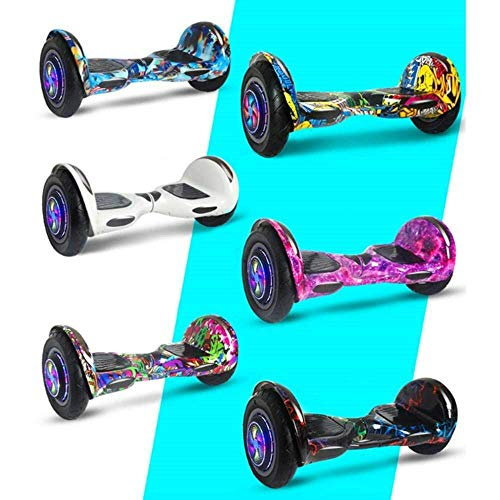 Llpeng Patinetes Autoequilibrio Hoverboard Scooter de los niños, Coche eléctrico de Equilibrio,...