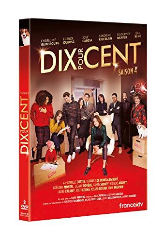 Dix pour Cent-Saison 4 [DVD]