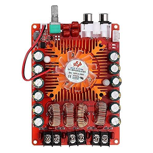 Qiang Dong TDA7498E 160W + 160W BTL Strom Dual Channel Audio Stereo Digital-Verstärker-Brett