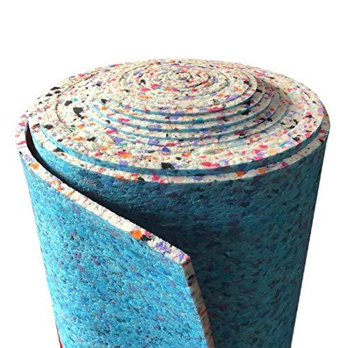 10mm Thick Pu Foam Carpet Underlay 15m2 Per Roll