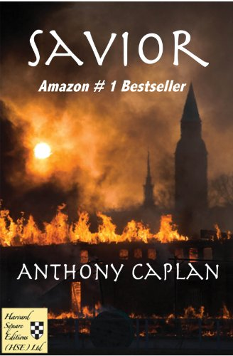 Book: Savior by Anthony Caplan