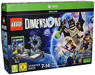 Lego Dimensions - pack de démarrage (B00VJWS38O) | Amazon price tracker / tracking, Amazon price history charts, Amazon price watches, Amazon price drop alerts