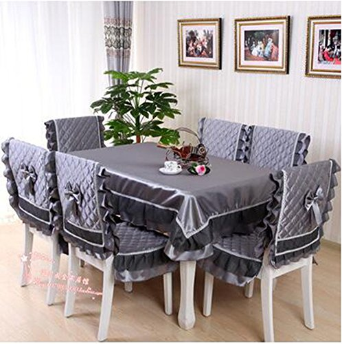 Haut de gamme tissu de table, linge de table, linge de table, rev¨ºtements d'ameublement costume Continental table ¨¤ manger,130*180CM