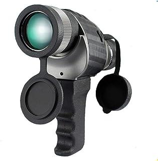 8x40 Monocular Telescope, Portable BAK4 Prism FMC Lens Monocular Telescope Compact with Night Vision Monocular with Handle...