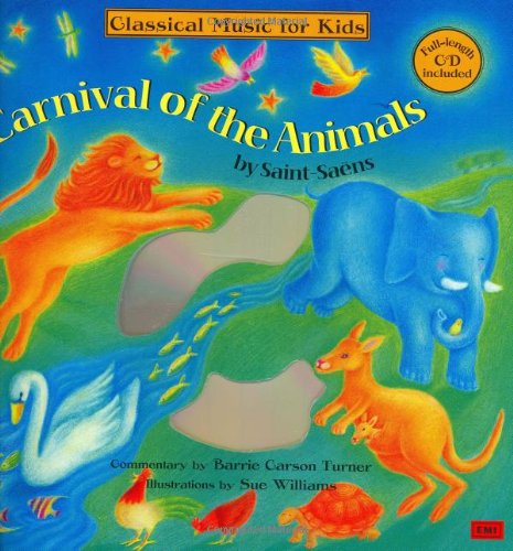 Price comparison product image Carnival of the Animals: Classical Music for Kids