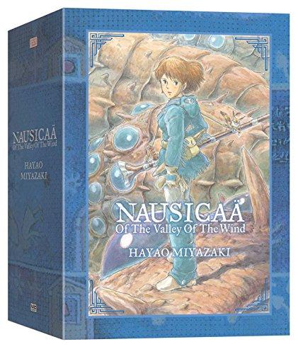 NAUSICAA O/T VALLEY O/T WIND BOX SET (C: 1-0-1).