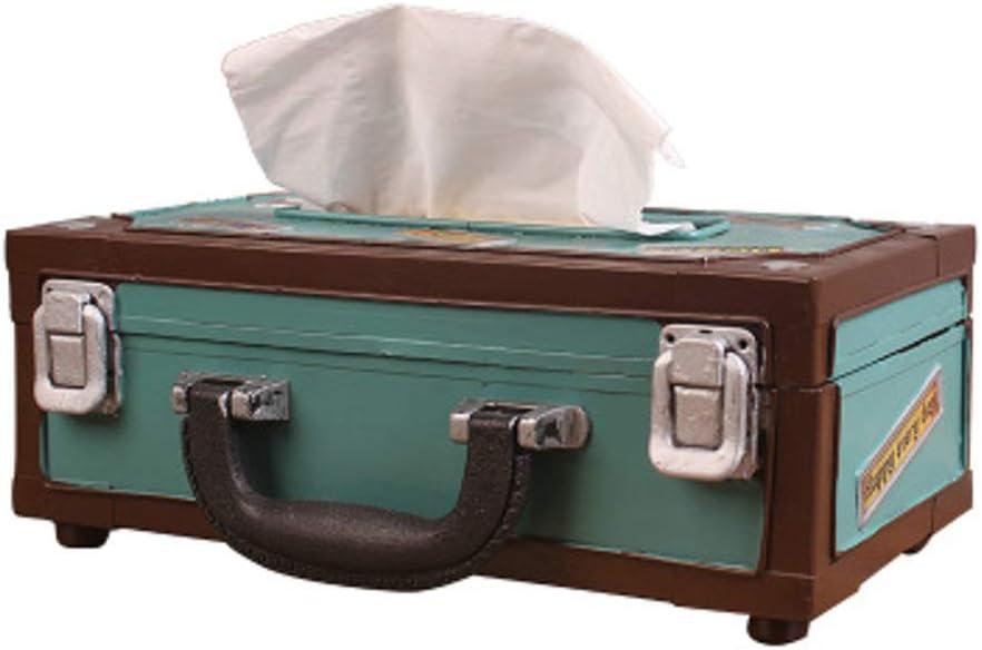 VOSAREA Rectangular Tissue Box Retro Holder C Vintage Ranking TOP20 Luxury