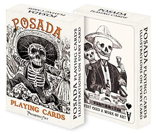 Prospero Art Posada Playing Cards