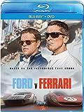 フォードvsフェラーリ ブルーレイ+DVDセット[Blu-ray/ブルーレイ]