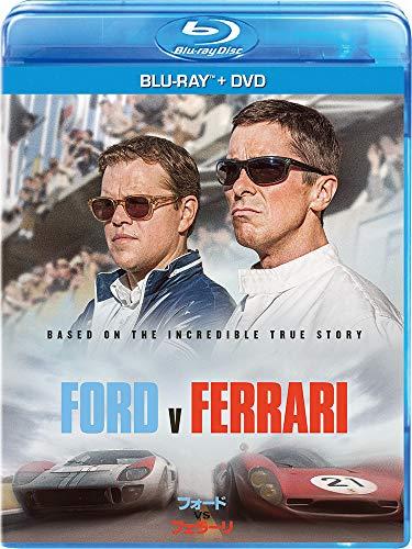 フォードvsフェラーリ ブルーレイ+DVDセット [Blu-ray]