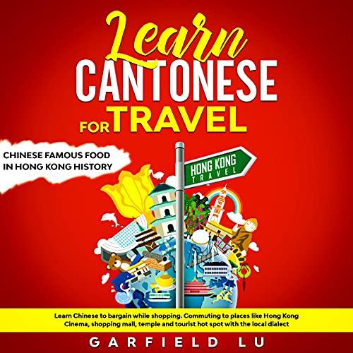 Learn Cantonese for Travel cover art