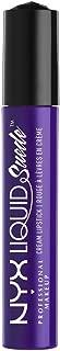 NYX Professional Makeup Liquid Suede Cream Lipstick, Amethyst, 0.13 Fluid Ounce