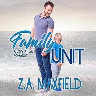 Family Unit audiobook cover art