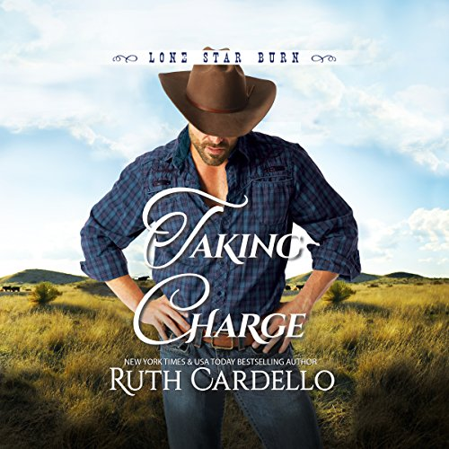 Taking Charge audiobook cover art
