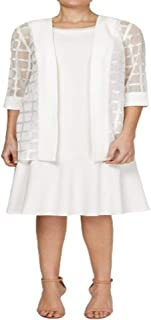Maya Brooke Women's Jacket Dress, as Show, 8